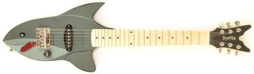 Žraločí kytara 1